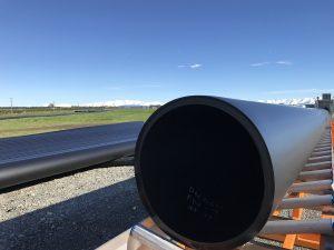 HDPE High Pressure Pipe