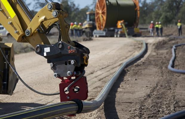 Australian Pipeliner