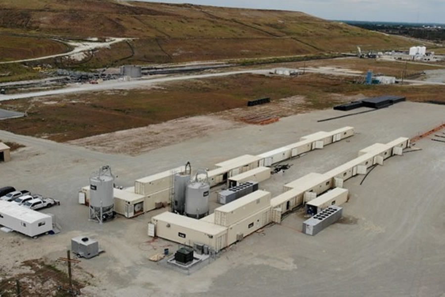 BusinessWire Article - HDPE Pipe Production Plants Operational in Florida